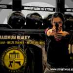 Shirit Krav Maga Instructor Ladies Trainer Selfdefense Women Berlin Streetwise Academy