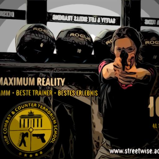 Shirit Krav Maga Instructor Ladies Trainer Selfdefense Women Berlin Streetwise Academy